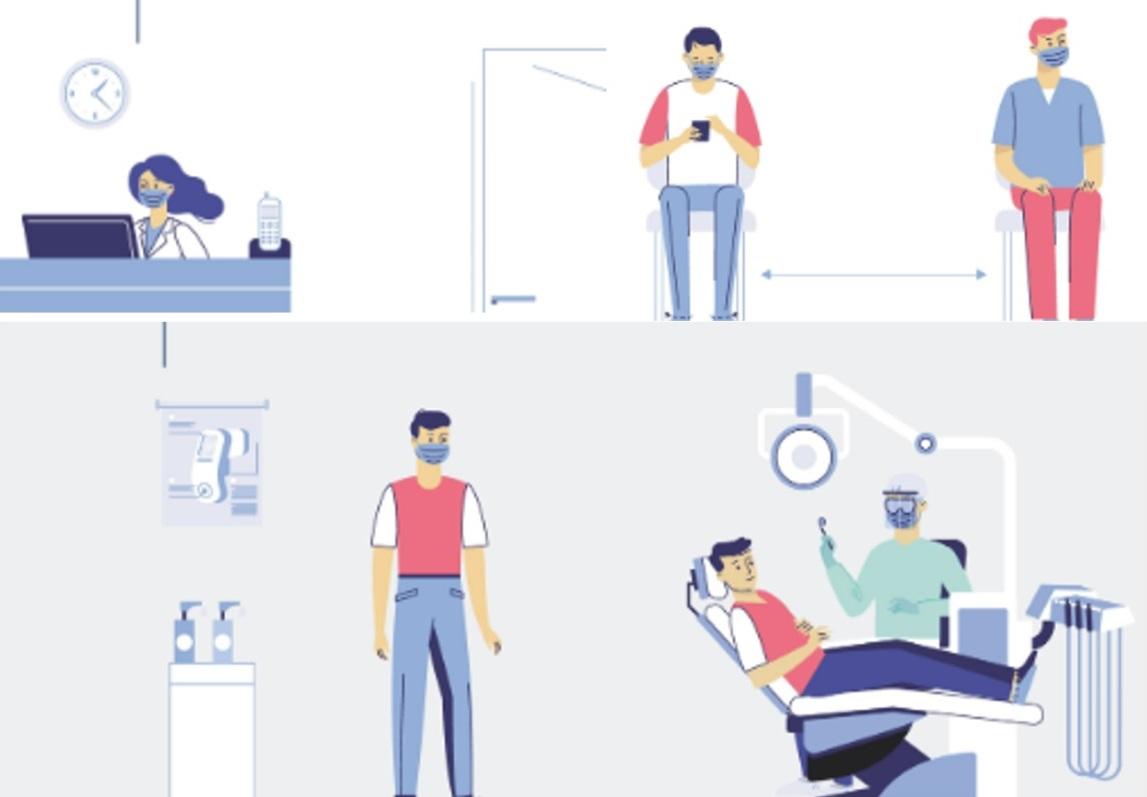 Actualització de la situació de l'Hospital Odontològic UB i l'Hospital Podològic UB