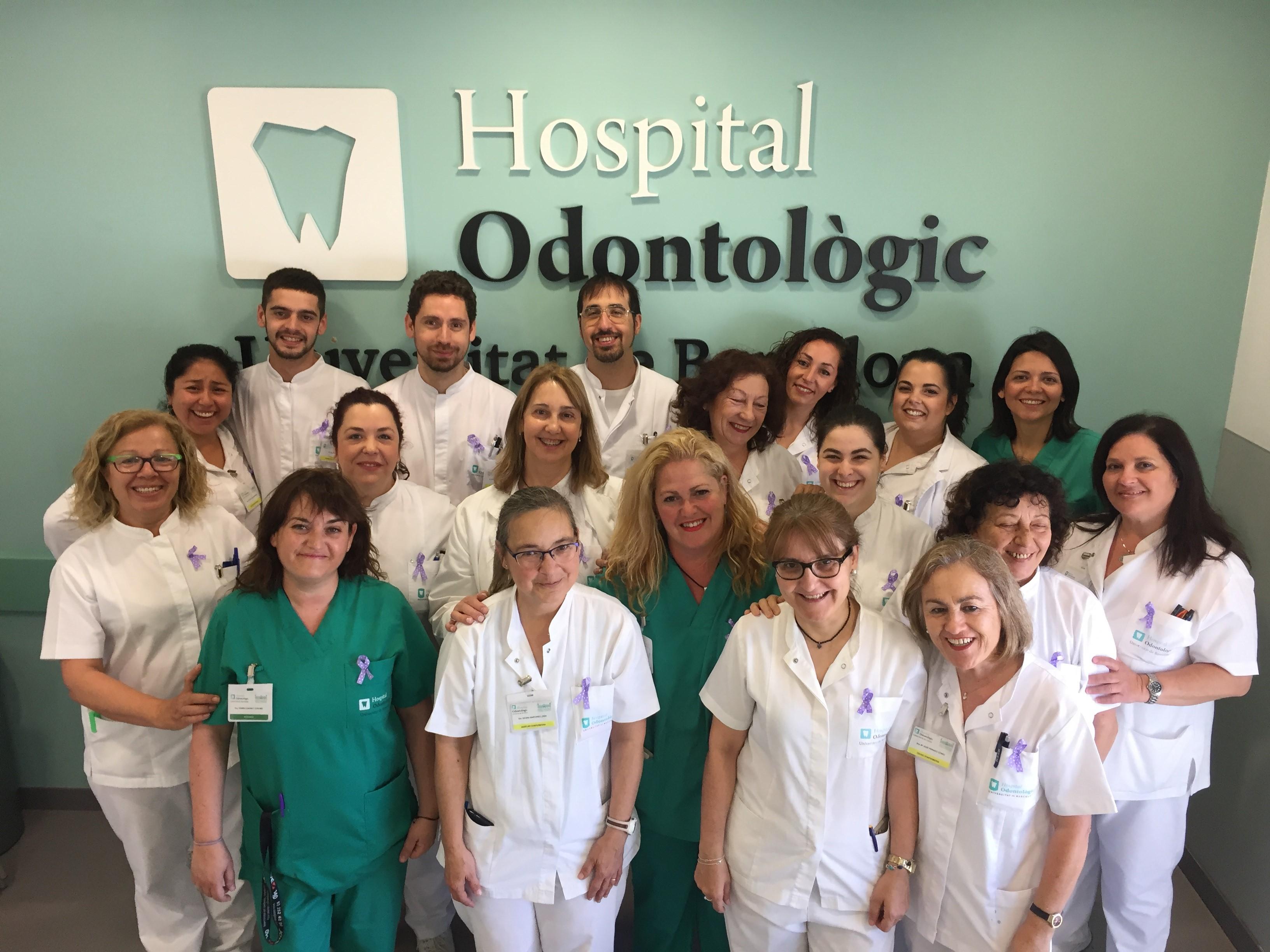 L'Hospital Odontològic Universitat de Barcelona celebra el dia europeu contra el càncer oral