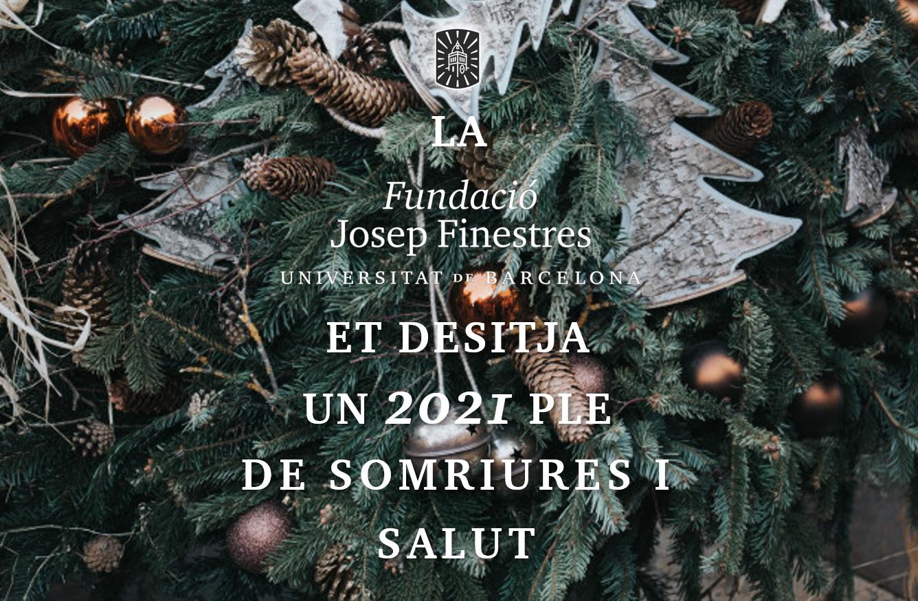L'Hospital Odontològic Universitat de Barcelona els desitja bones festes!