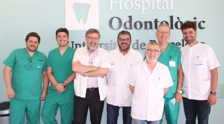 S'ha celebrat un nou taller intensiu de cirurgia implantològica avançada a l'Hospital Odontològic UB